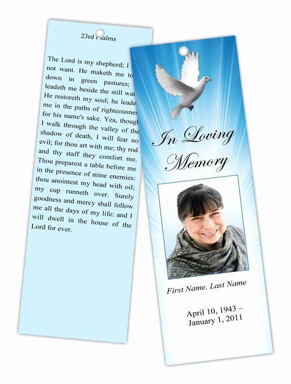 Free Memorial Card Template Beautiful Obituary Templates Template For Obituaries Memorial Cards For Funeral Memorial Cards Funeral Cards