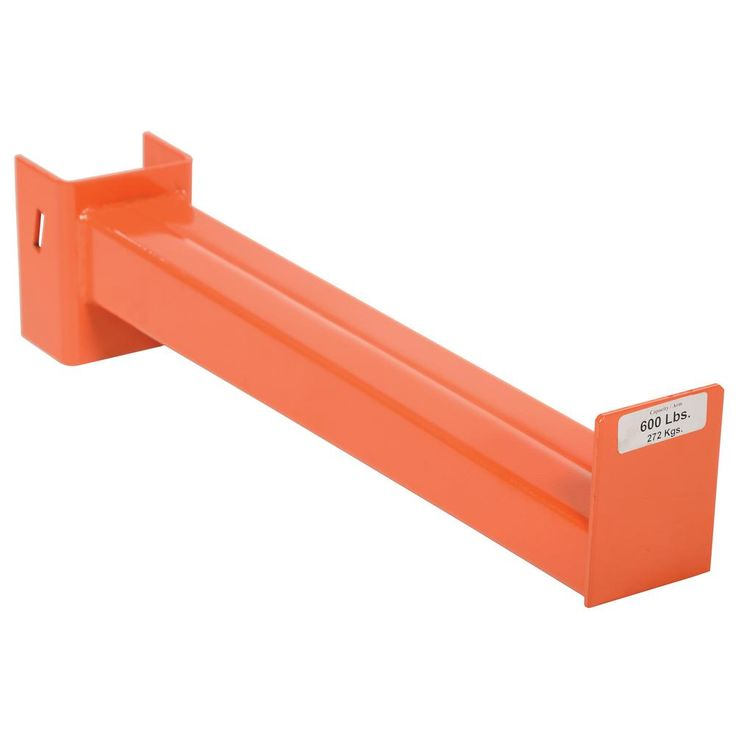 12 in. Medium Cantilever Racking Straight Arm