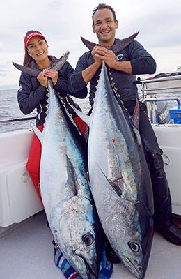 Bluefin Tuna Fishing Tips