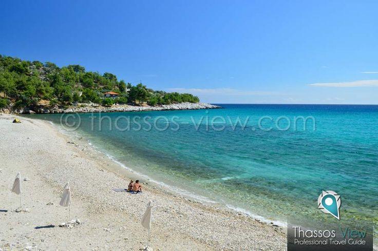 Thimonia Beach, Thassos