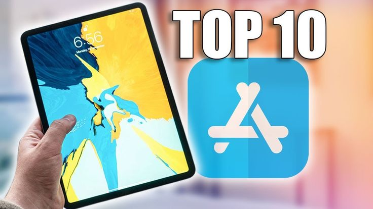 My MUST HAVE, Favorite iPad Pro Apps (2020) - YouTube ...
