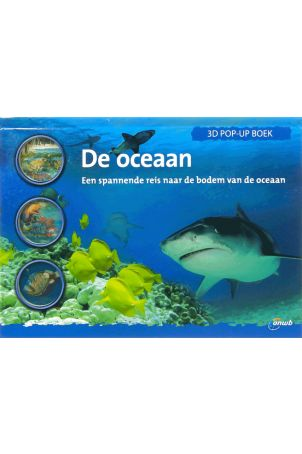 Op voorraad: ANWB / De oceaan - Jane Green - 9789018028473. In dit boek reis je van de kustlijn tot aan de diepste troggen van de oceaan. De reis die je maakt bestaat uit 5 etappes, elke etappe is voorzien van een prachtige pop-up, waarbij haaien je tegemoet zwemmen. GRATIS VERZENDING IN BELGIË - BESTELLEN BIJ TOPBOOKS VIA BOL COM OF VERDER LEZEN? DUBBELKLIK OP BOVENSTAANDE FOTO!