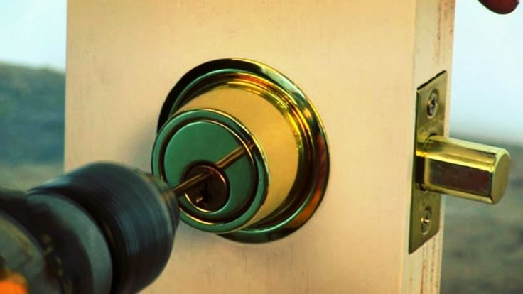 Before the #drilling, make sure that the lock/s has/have been judged properly by the #locksmith service provider.