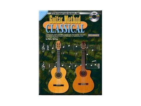 Guitar Method Classical includes Tab - CD CP69000 - BC Wholesalers