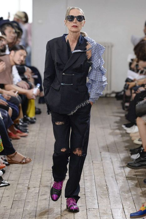 Facetasm, Printemps/Eté 2018, Paris, Menswear