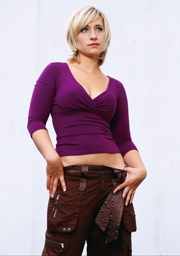 Allison Mack - Chloe - Smallville
