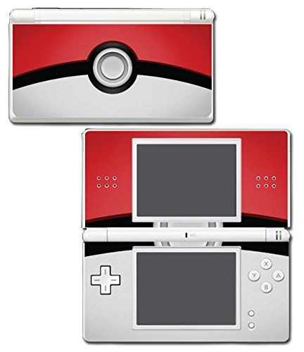 Pokemon Pokeball Pikachu Special Edition Video Game Vinyl Decal Skin Sticker Cover for Nintendo DS Lite System