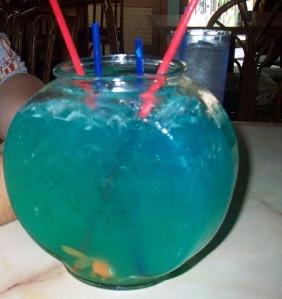 2 Fishbowl Drink Recipes