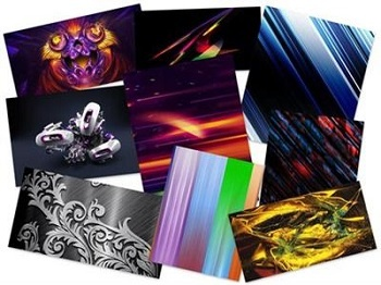 Abstract HD Wallpapers Set