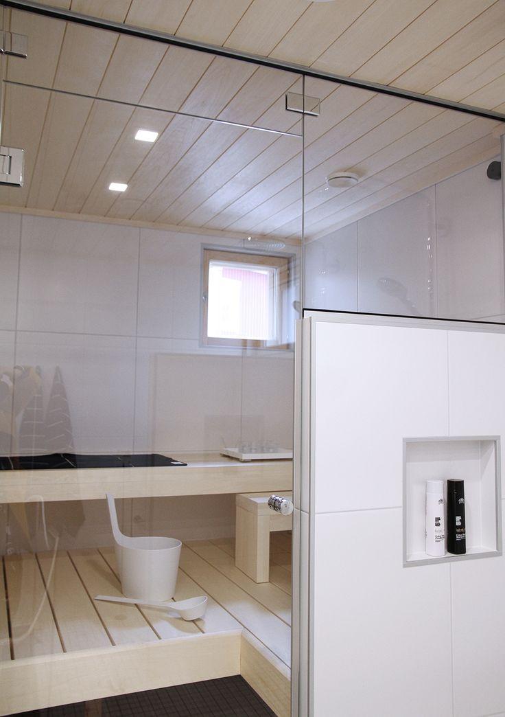 hunajaista asuntomessut dekotalo sauna