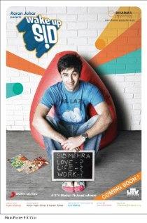 Wake Up Sid (2009) (Hindi)  Directed by Ayan Mukherjee  Starring Ranbir Kapoor, Konkana Sen Sharma, Anupam Kher, etc