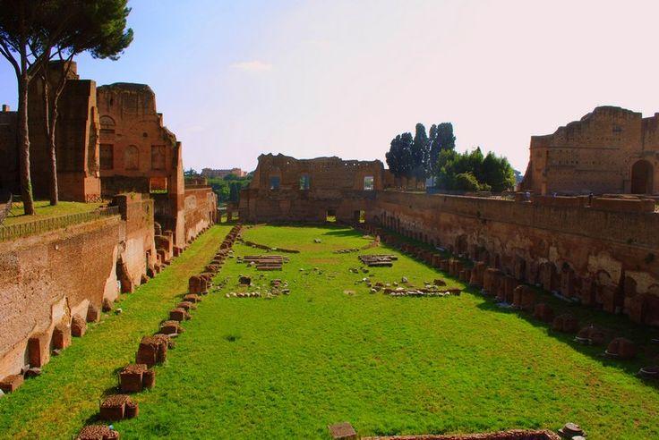 Un weekend à Rome - Vacances Romaines Mont Palatin - Rome - Italie http://makeyourdreamcometrue.fr/vacances-romaines/