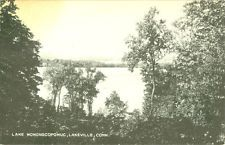 Lakeville,CT. Lake Wononscopomuc