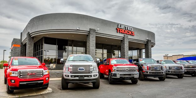 Our New Location In Glendale Az Used Trucks Trucks For Sale