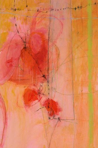 pink series no. 3, detail by anne-laure djaballah