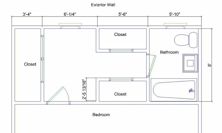 46 best plans homes images on pinterest artesanato for Laundry room connected to master closet