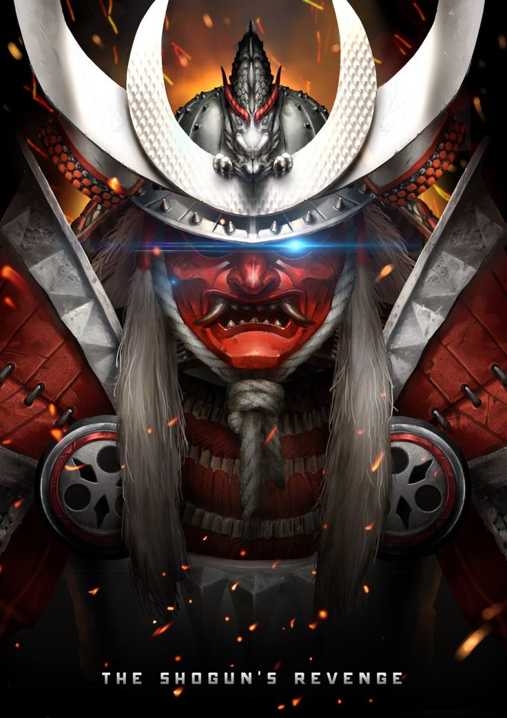 The Shogun. For Swords of Fate on iOS. Copyright 2014 Daylight Studios.