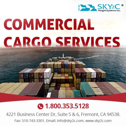 Are you looking for the best and reliable #cargo service? Contact Sky2c Freight System, Inc now!