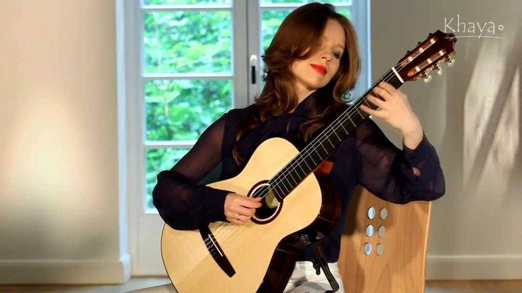 Tatyana Ryzhkova präsentiert für Lakewood Guitars die Khaya Konzertgitarre K-32 F und spielt auf ihr ein Allegro von J.S. Bach! Khaya Konzertgitarren sind kl...
