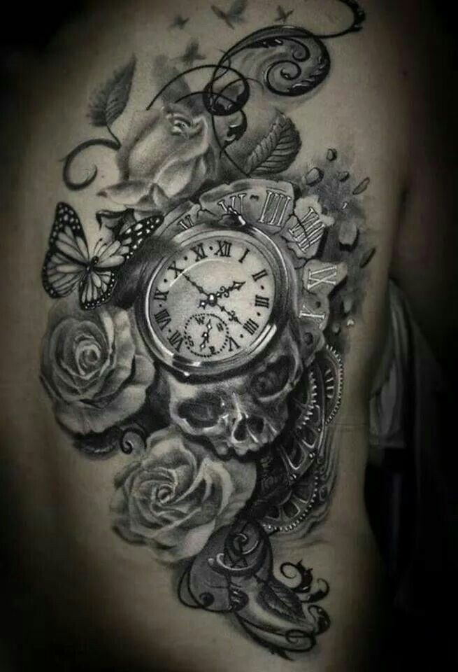 Time for a new tattoo