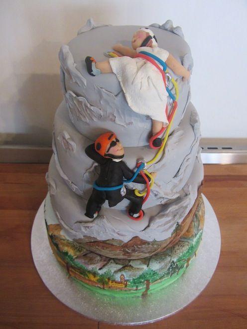wedding cake: I will follow you