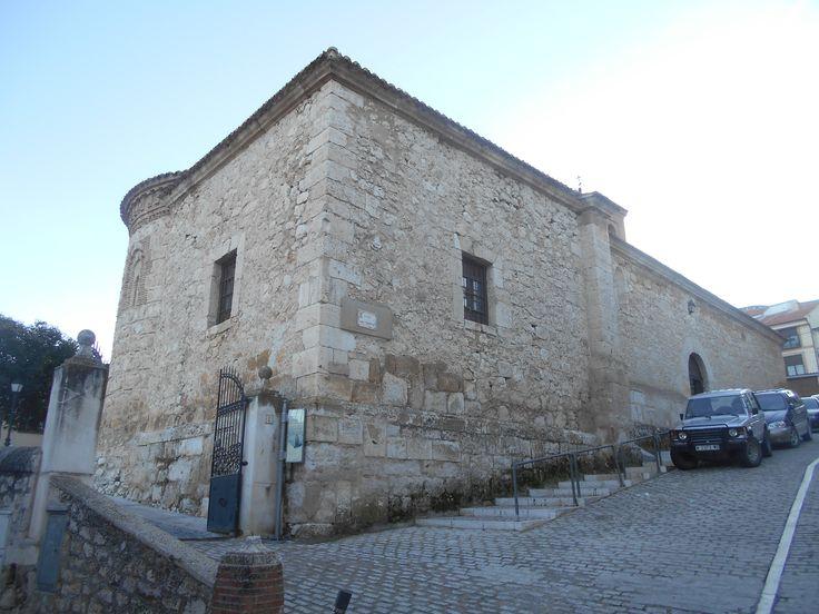 Valdilecha. Iglesia de San Martin Obispo. Cabecera