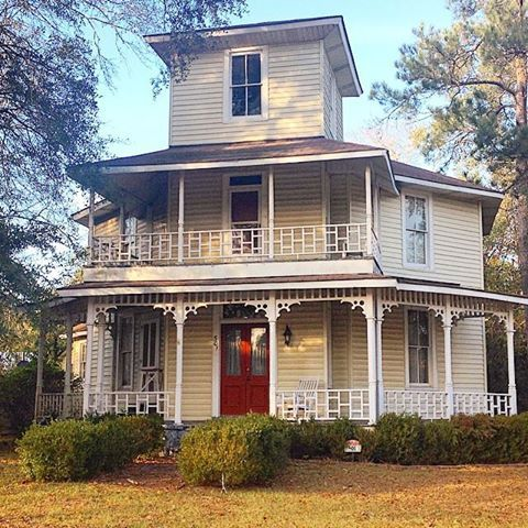 Historic Thomasville GA Home On Clay Street