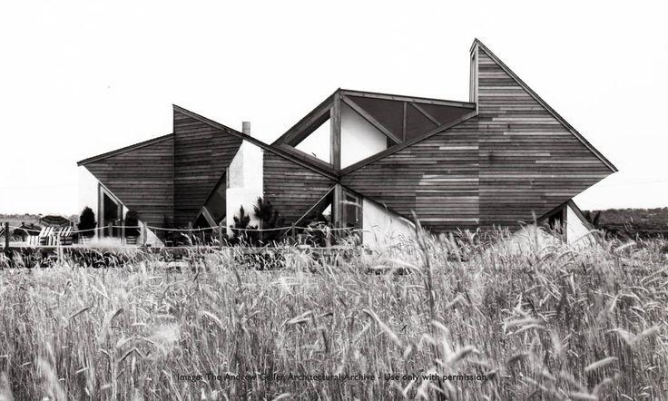 The Elkin House, Sagaponack, New York, 1966