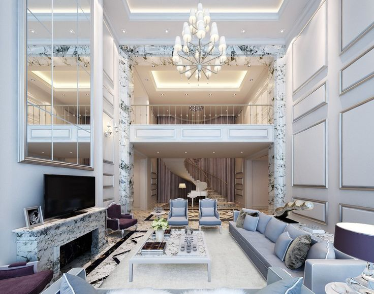 Dubai home interior design – House style ideas