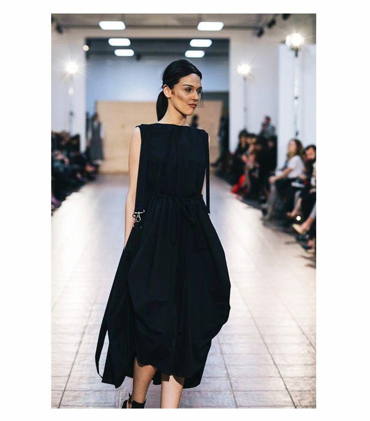 Draped Dress Avanpremiere 16 Fashion designer : Andreea Castrase