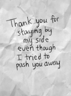 You know who you are and I appreciate you so much!
