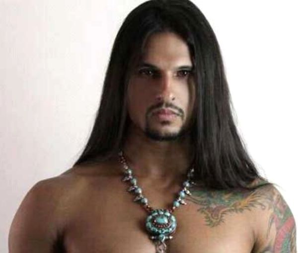 long hair styles for african men
