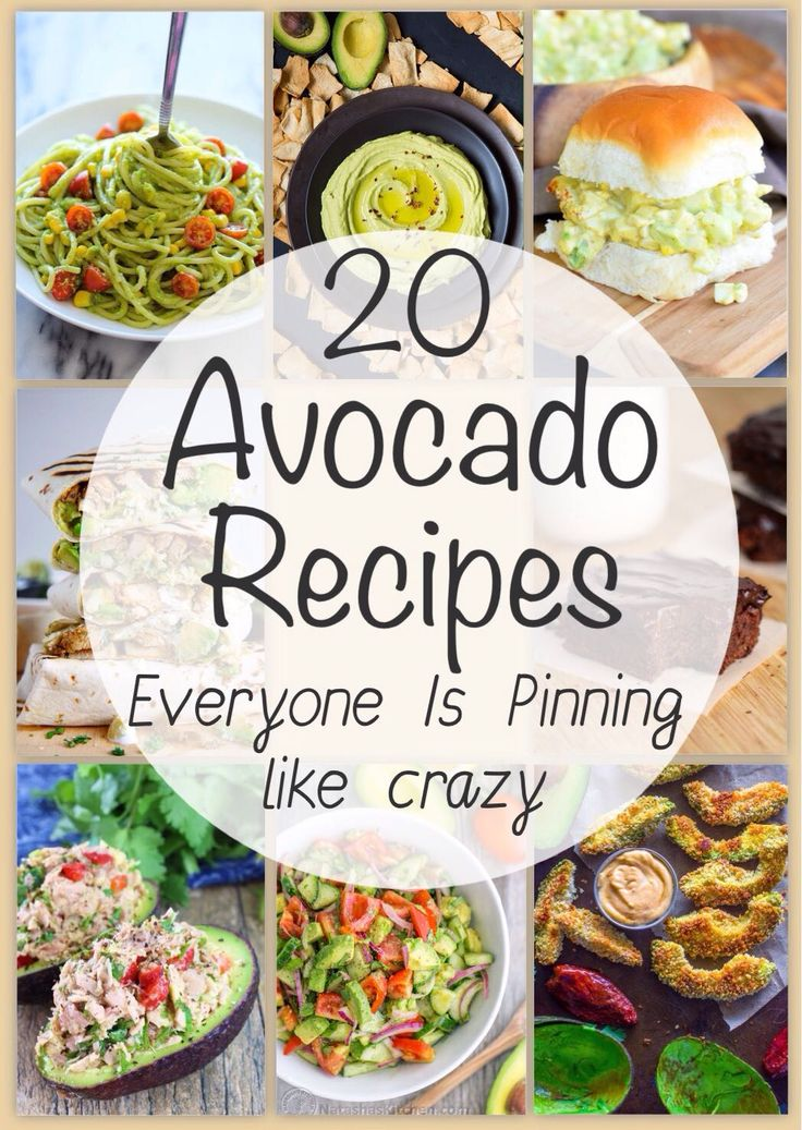 20 popular Avocado recipes which are healthy,nutritious and tasty.