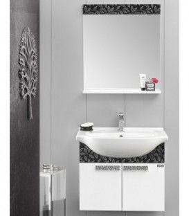 Ensemble salle de bain YAPRAK 65
