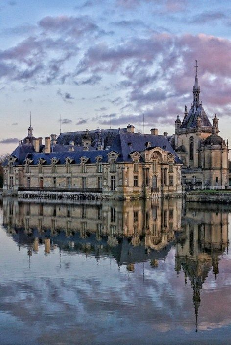 Château de Chantilly  in France. 25 of The Best Castles in the World - Helene in Between