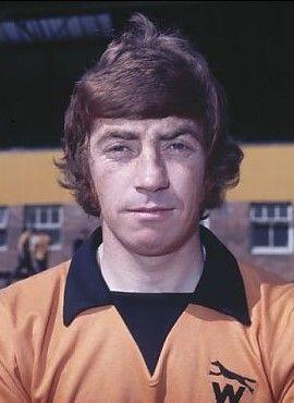 Danny Hegan Wolves 1971