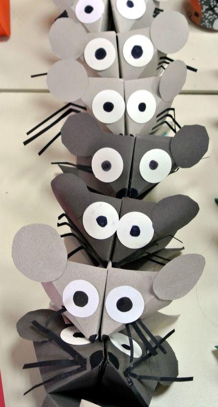 Pour ces petites souris grises...je craque !