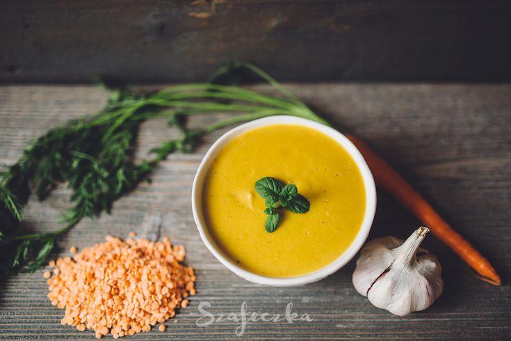 Ekspresowe, pyszne i zdrowe zupy krem! (moje 4 propozycje)