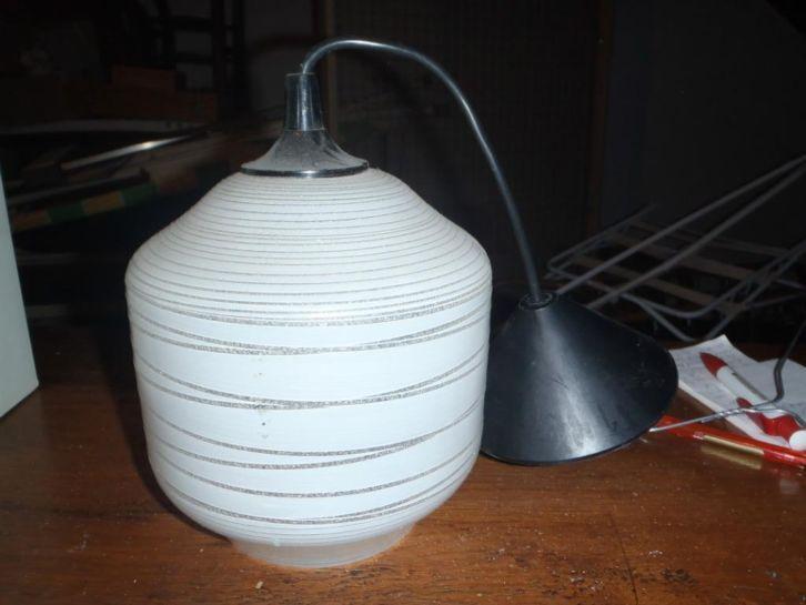 Oude lamp met glazen kap - Prijs: Bieden  Marktplaats ⦁ Producten ...