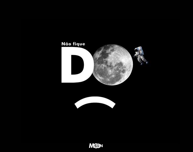 Não fique D Lua - Moon