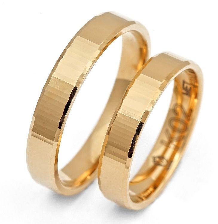 Symbol wiecznej miłości. O kupowaniu obrączek ślubnych - Artykuły ślubne - Ślubowisko