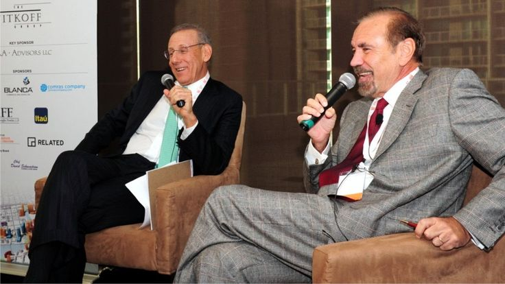 Stephen Ross and Jorge Perez Interview: Masters of Real Estate