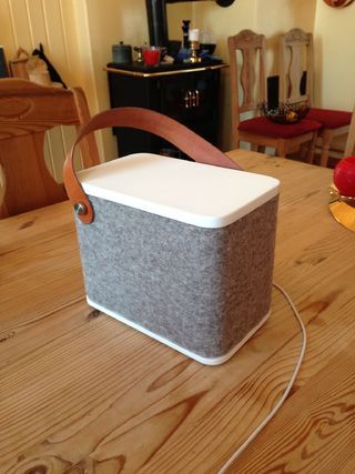 I really like the design of Bang & Olufsen's Beolit 12 portable speaker. Unfortunately the price is a bit steep compared to other speakers on the market. I...