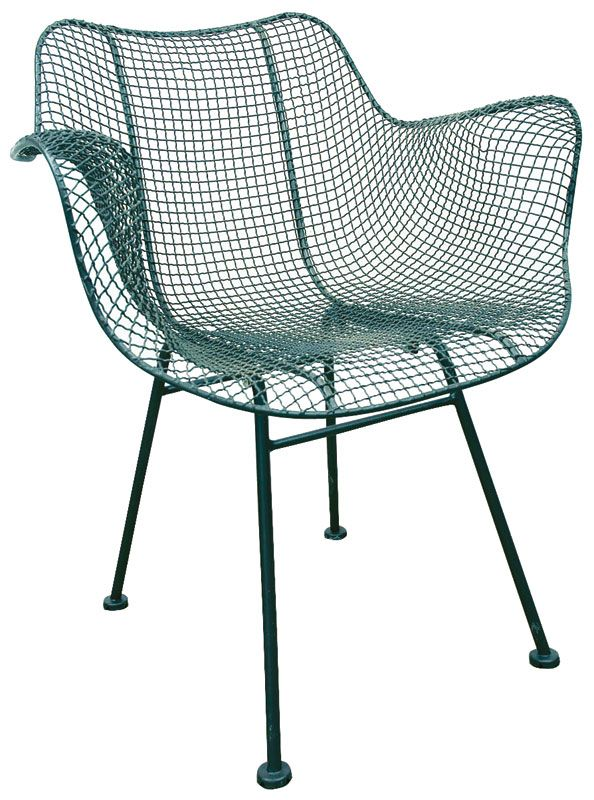 mesh dining chair