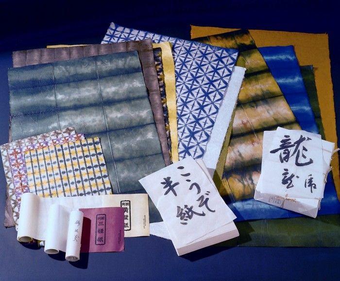 因州和紙 | 伝統的工芸品 | 伝統工芸 青山スクエア
