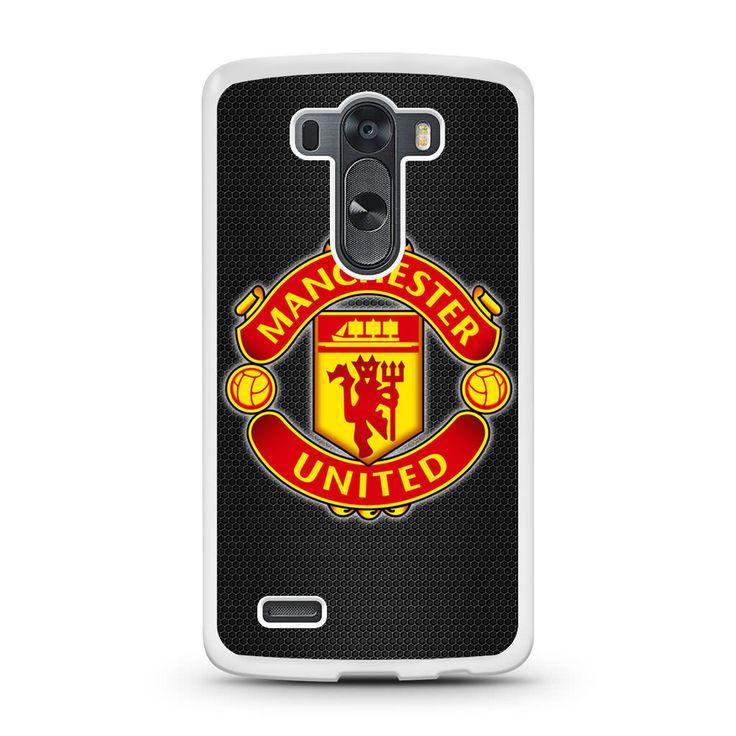 Manchester United FC LG G3 Case