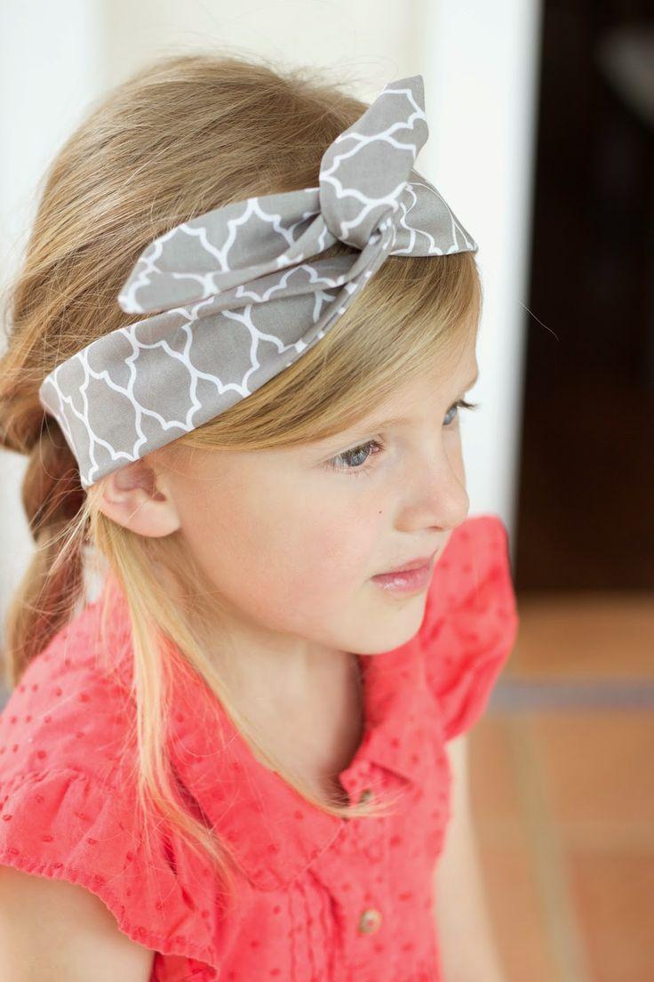 DIY Wire Headband - Wire Hair Bow