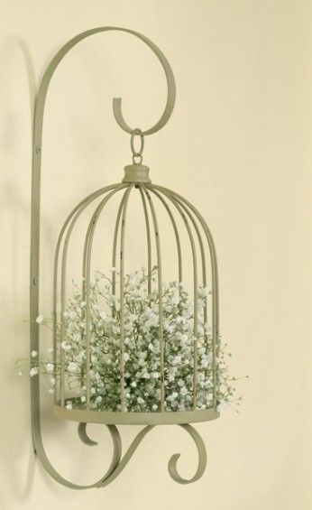 Hanging Birdcage Sconce Hanging Birdcage Sconce Birdcage Candle