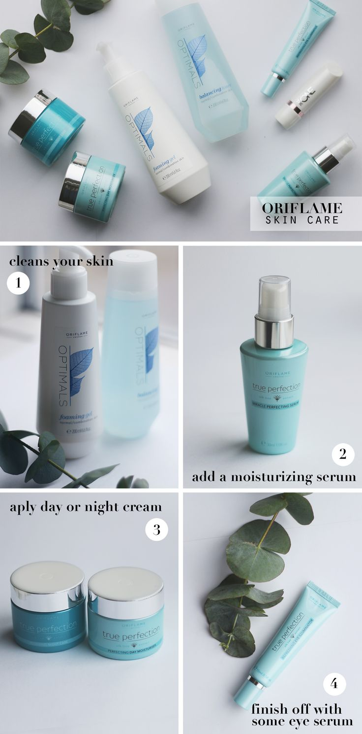 Oriflame skin care | passionsforfashion