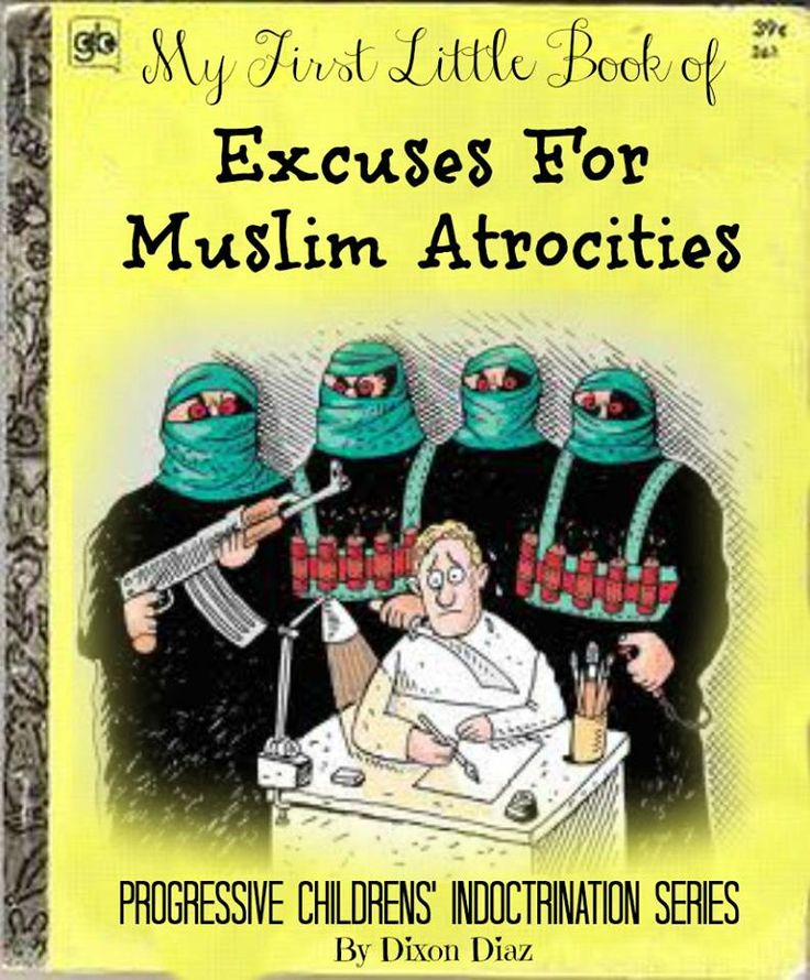 Little Book Excuses for Muslim Atrocities
